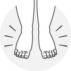 アーチフィッターサンダル(603)